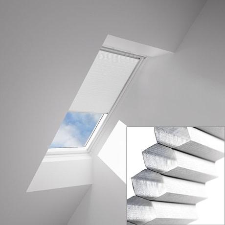 VELUX honeycomb blinds