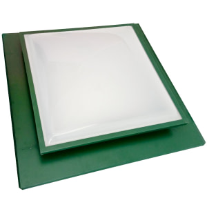 Replacement skylight domes
