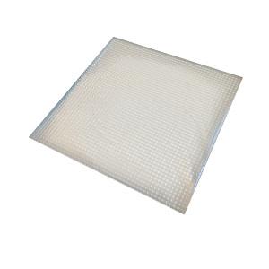 square skylight diffuser